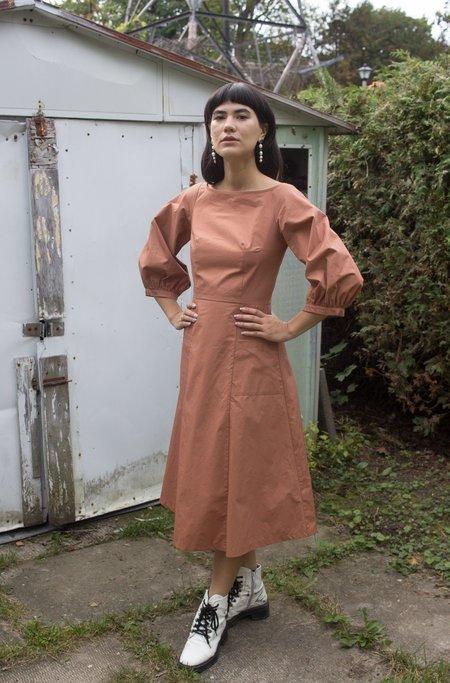 Ursa Minor Grace Dress - Russet
