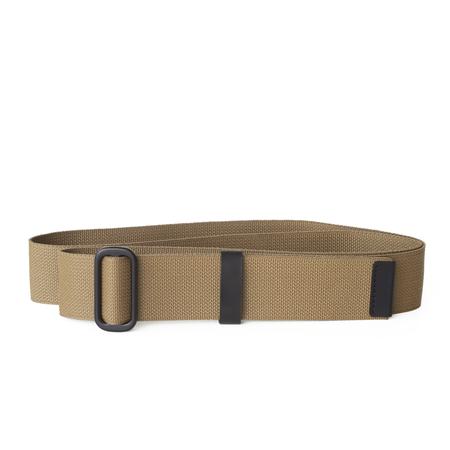 MAKR Tri Glide Belt - Tan