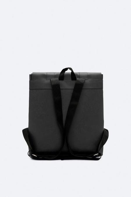 Rains messenger bag - black