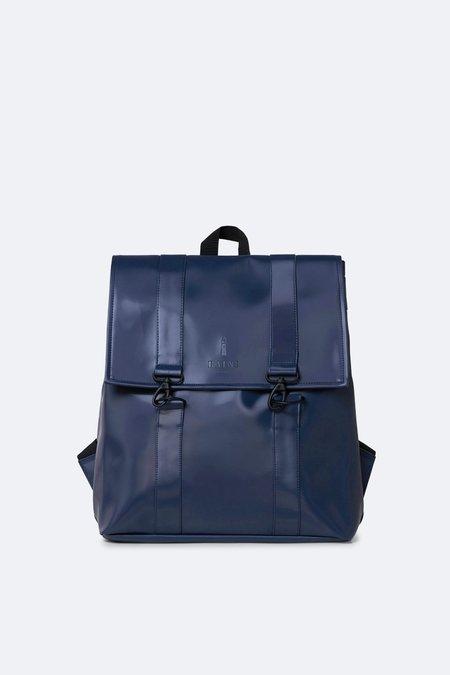 Rains messenger bag - shiny blue