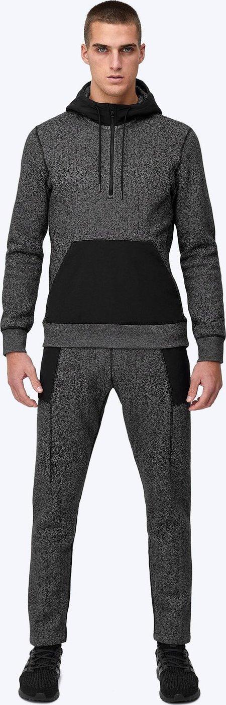 Reigning Champ tiger fleece sweatpant - black