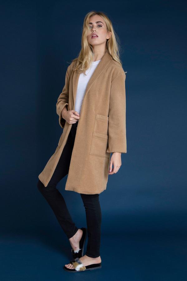 BETWEEN TEN Regina Wool Coat