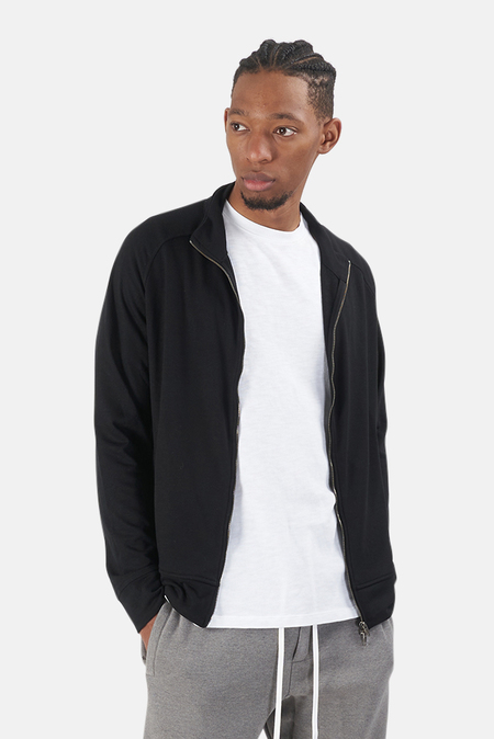 Wheelers.V Garros Full Zip Outerwear - Black