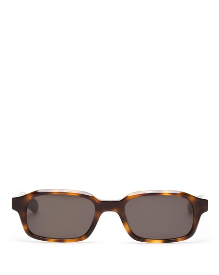 Flatlist Hanky Sunglasses - Brown