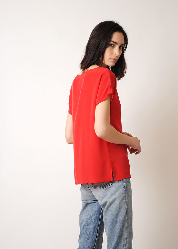 Conifer Woven Top