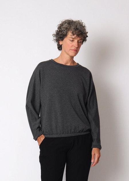 Conifer Dolman Sweatshirt - Charcoal