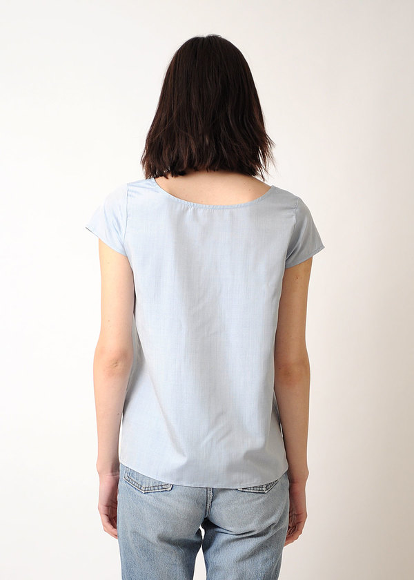 Pale Fire Simple Top