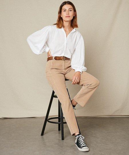 Hartford Cotton Voile Courtney Shirt