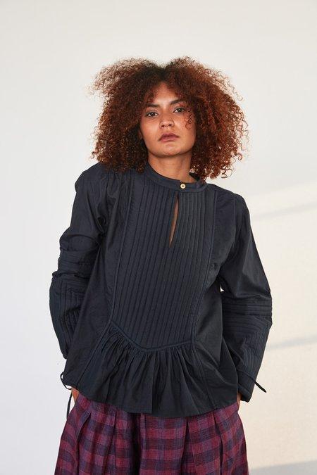 RUJUTA SHETH Calypso Top - Black