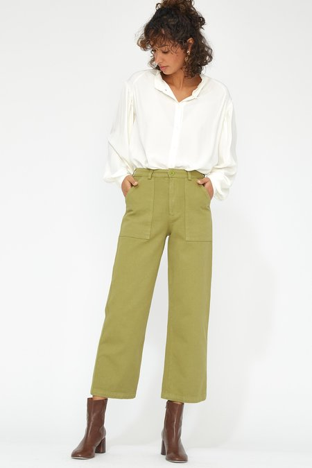 Lacausa Arlo Trousers - Olive