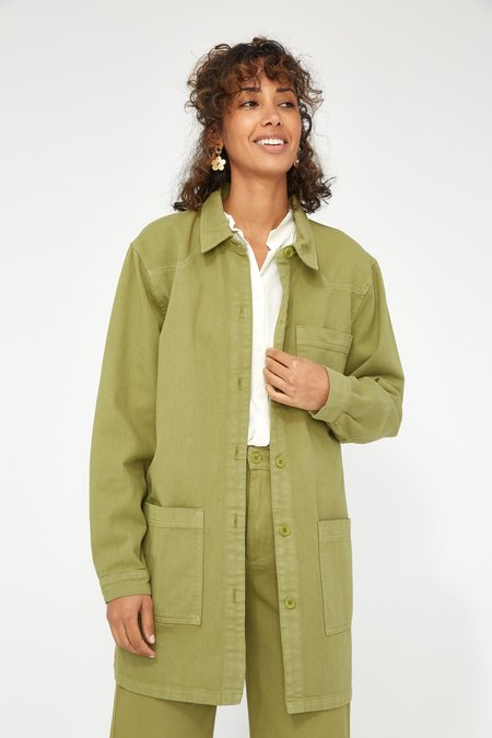 Lacausa Fletcher Jacket - Olive