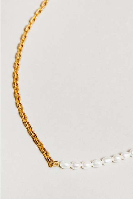 Wolf Circus Effy Necklace - Gold