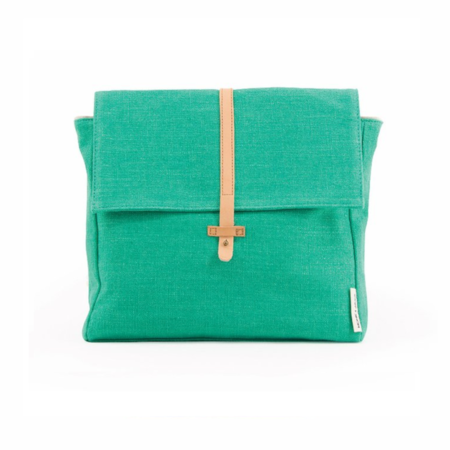 Monk and Anna Kodomo Backpack - Green