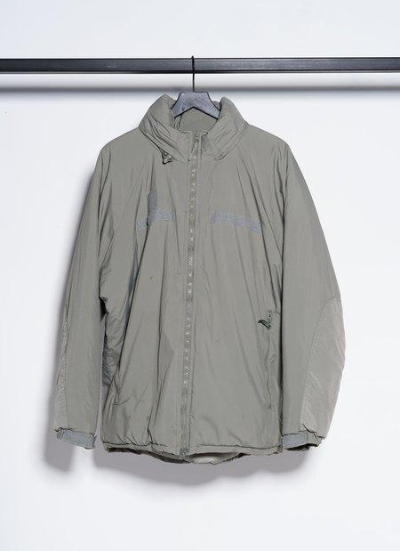[pre-loved] nakamuraya Lv7 Primaloft Jacket - Khaki Olive
