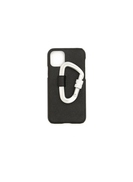 Heliot Emil Carabiner Iphone 11 Pro Case - Black
