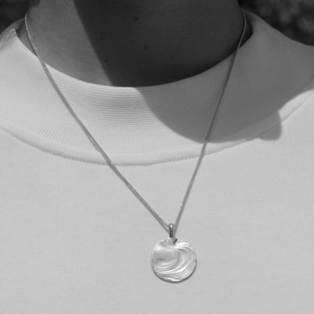 Leigh Miller Jewelry Aurora Pendant jewelry - Sterling Silver