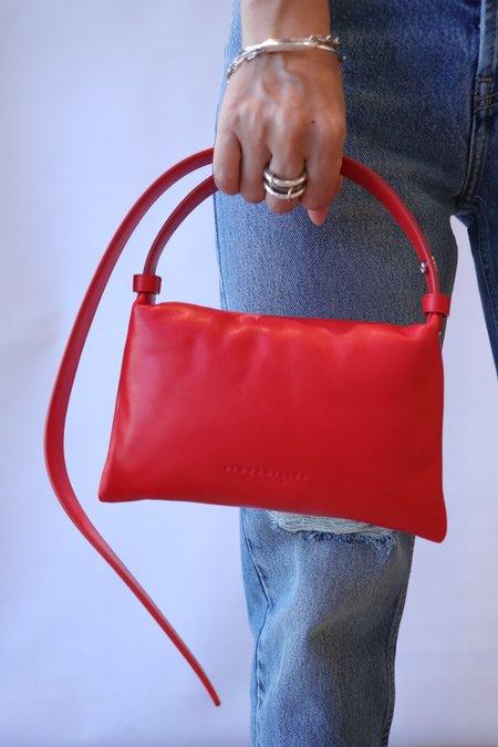 Simon Miller Mini Puffin Bag - Retro Red
