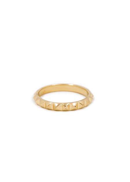 Futaba Hayashi Debbie ring - 14K reclaimed gold