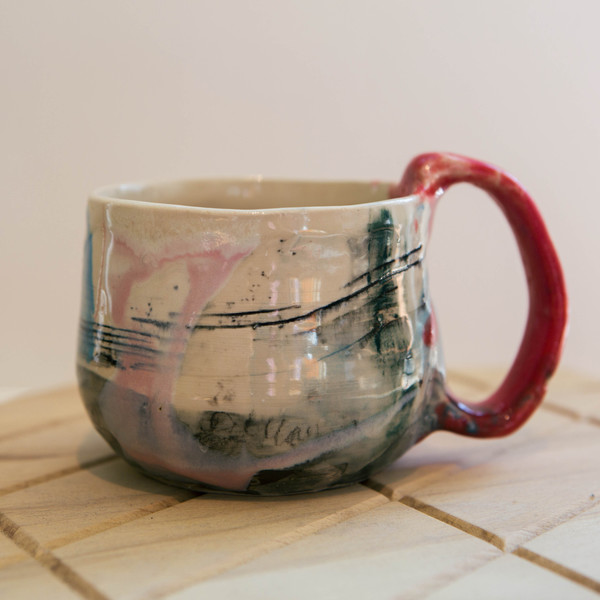 GLAZE MOODS BY JJL Coffee Mug