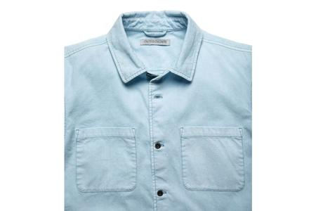 Outerknown Townes Corduroy Shirt - Daylight