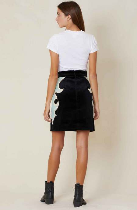 Zimmermann Mystic Mini Skirt