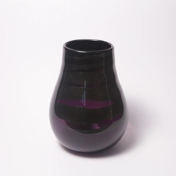 David Gibson Hand Blown Vase