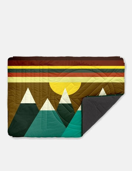 Voited Blankets Voited Fleece Pillow Blanket - Monadnock