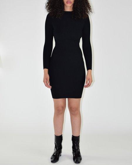 giu giu Nonna Jewel Dress - Onyx