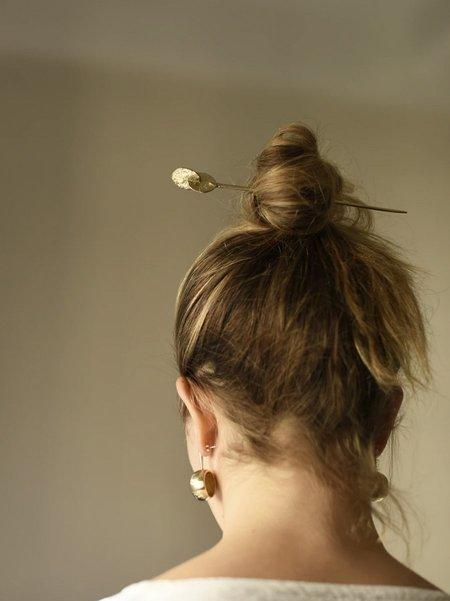 8.6.4 Hair Stick - Brass