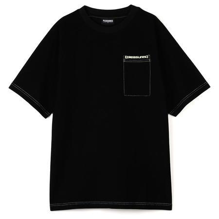 Pleasures Vulgar Raglan Shirt - Black