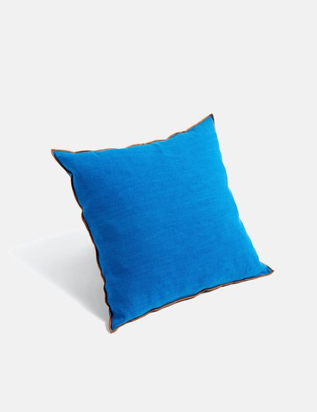 Hay Outline Cushion - Vivid Blue