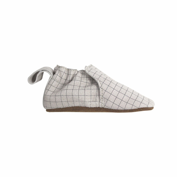 Tiny Cottons Grid Baby Shoes
