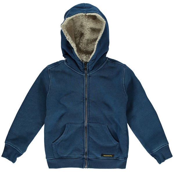 Finger in the Nose Hooper Zipped Hoodie