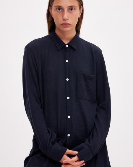 Bellariva Cashmere Shirt - Blue
