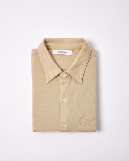 Bellariva Cashmere Shirt - SAND