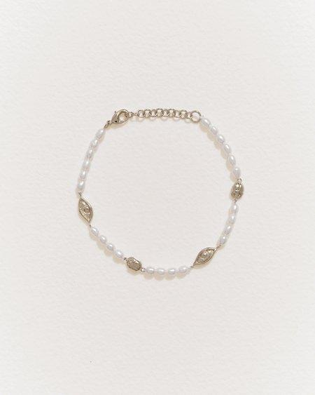 Pamela Love Eye Line Bracelet