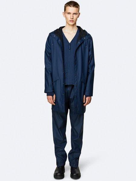 Unisex Rains Liner Jacket - Blue