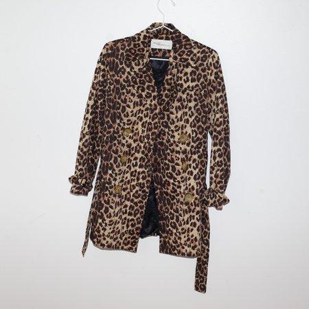 Kintsugi Leopard Jacket