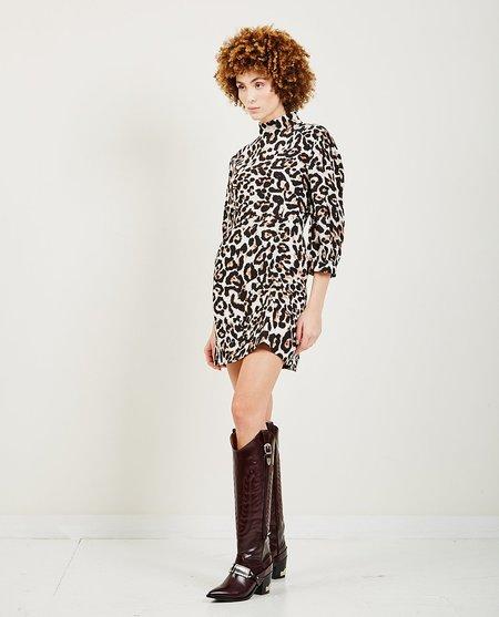 Baum und Pferdgarten Aaliah Dress - wild leopard