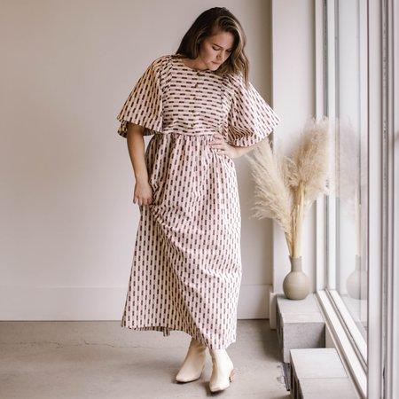 Ilana Kohn Eleanor Dress - Dobby Dots