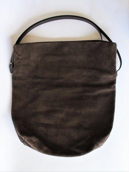 Ellen Truijen Big Magnet Ways Bag - Grease cocoa