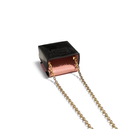 TUBICI Parigi mini bag - Black