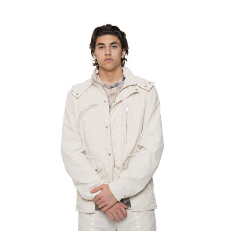 A-COLD-WALL* X DIESEL RED TAG Nylon jacket - ivory