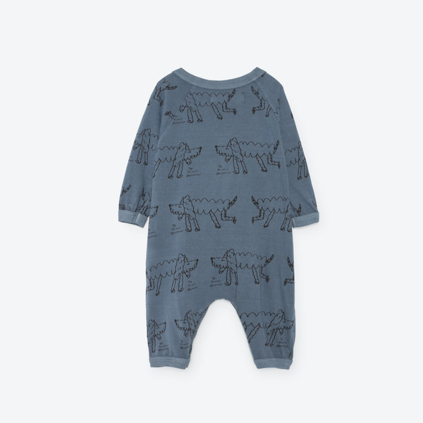 The Animals Observatory Owl Baby One-Piece