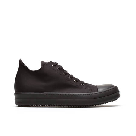 Rick Owens Drkshdw Low Sneakers - Black