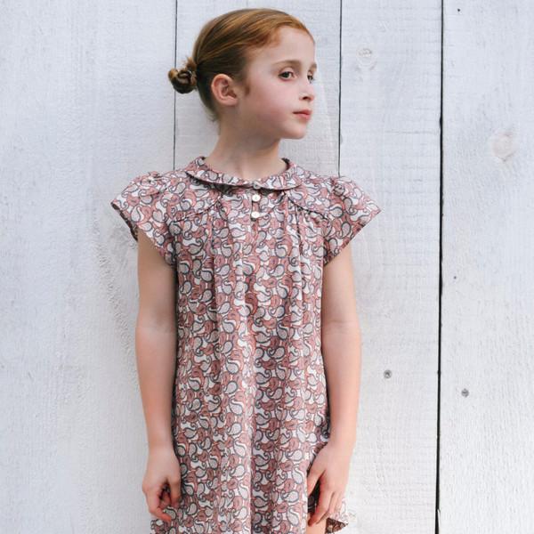 Soor Ploom Philomena Dress Paisley