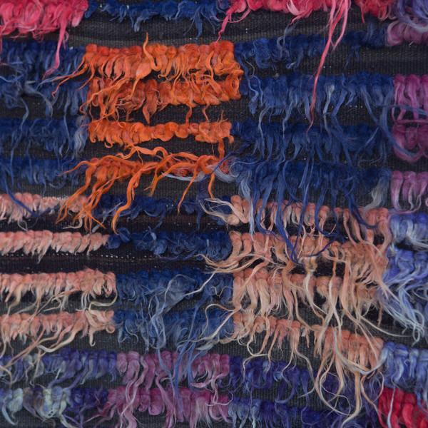 Vintage Anatolian Tulu Rug (Runner)
