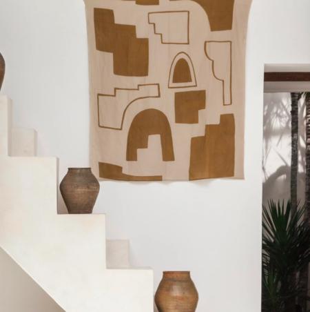 Murray & Finn Cotton Tapestry - Desert Gold