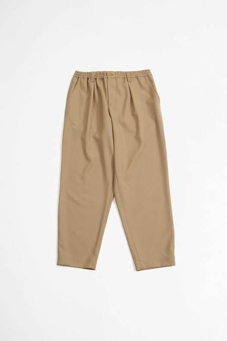 Marni Elasticated Waist Band Trousers - Beige