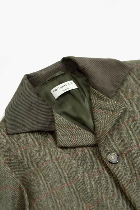 EDITIONS M.R. Trek jacket - khaki